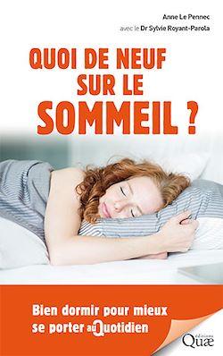 Quoi de neuf sur le sommeil ?