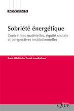 Download this eBook Sobriété énergétique