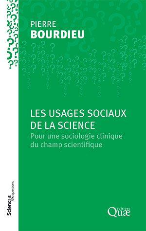 Téléchargez le livre :  Les usages sociaux de la science