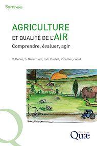 Téléchargez le livre :  Agriculture et qualité de l'air