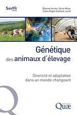 Téléchargez le livre :  Génétique des animaux d'élevage