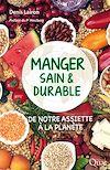 Télécharger le livre :  Manger sain et durable
