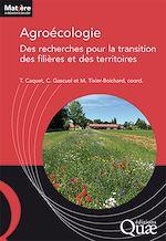 Download this eBook Agroécologie : des recherches pour la transition des filières et des territoires