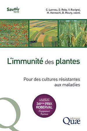 Téléchargez le livre :  L'immunité des plantes