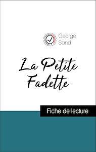 Téléchargez le livre :  Analyse de l'œuvre : La Petite Fadette (résumé et fiche de lecture plébiscités par les enseignants sur fichedelecture.fr)