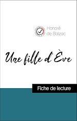 Téléchargez le livre :  Analyse de l'œuvre : Une fille d'Ève (résumé et fiche de lecture plébiscités par les enseignants sur fichedelecture.fr)
