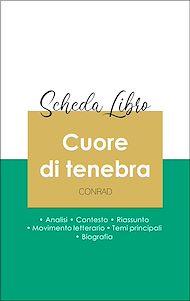 Téléchargez le livre :  Scheda libro Cuore di tenebra (analisi letteraria di riferimento e riassunto completo)