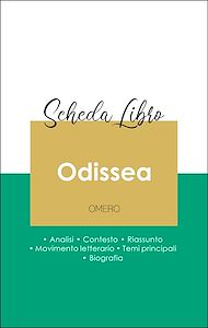 Téléchargez le livre :  Scheda libro Odissea (analisi letteraria di riferimento e riassunto completo)