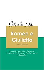 Téléchargez le livre :  Scheda libro Romeo e Giulietta