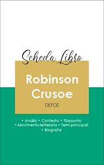 Téléchargez le livre :  Scheda libro Robinson Crusoe