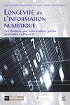 Télécharger le livre :  Longévité de l'information numérique