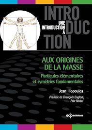 Téléchargez le livre :  Aux origines de la masse