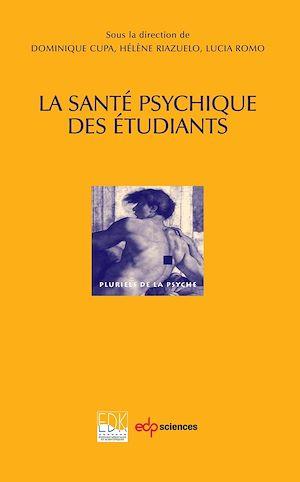 Téléchargez le livre :  La santé psychique des étudiants
