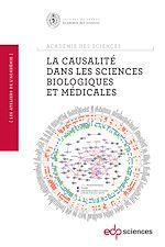 Téléchargez le livre :  La causalité dans les sciences biologiques et médicales