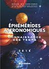 Télécharger le livre :  Ephémérides astronomiques 2016