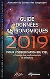 Télécharger le livre :  Guide de données astronomiques  2019