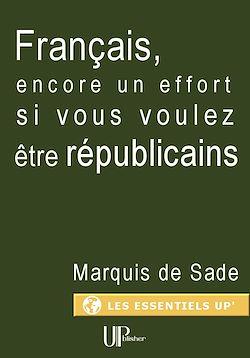 Français, encore un effort si vous voulez être républicains