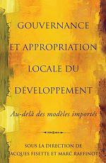 Téléchargez le livre :  Gouvernance et appropriation locale du développement