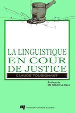 Téléchargez le livre :  La linguistique en cour de justice