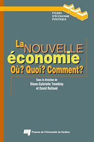 Téléchargez le livre :  La nouvelle économie