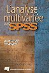 Télécharger le livre :  L'analyse multivariée avec SPSS