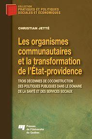 Téléchargez le livre :  Les organismes communautaires et la transformation de l'État-providence