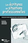 Télécharger le livre :  Les écritures en situations professionnelles