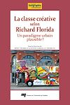 Télécharger le livre :  La classe créative selon Richard Florida