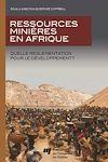 Télécharger le livre :  Ressources minières en Afrique