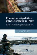 Téléchargez le livre :  Pouvoir et régulation dans le secteur minier