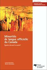 Téléchargez le livre :  Minorités de langue officielle du Canada