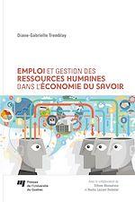 Download this eBook Emploi et gestion des ressources humaines dans l'économie du savoir
