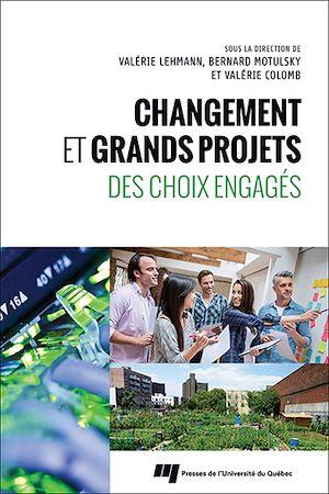 Téléchargez le livre :  Changement et grands projets