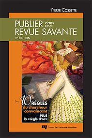 Téléchargez le livre :  Publier dans une revue savante, 2e édition