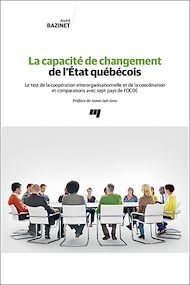 Téléchargez le livre :  La capacité de changement de l'État québécois