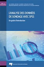Téléchargez le livre :  L'analyse des données de sondage avec SPSS