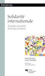 Téléchargez le livre :  Solidarité internationale