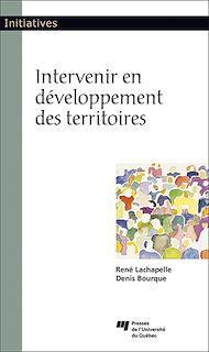 Téléchargez le livre :  Intervenir en développement des territoires