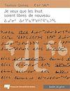 Télécharger le livre :  Je veux que les Inuit soient libres de nouveau (français/inuktitut)