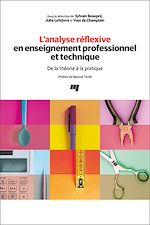 Download this eBook L'analyse réflexive en enseignement professionnel et technique