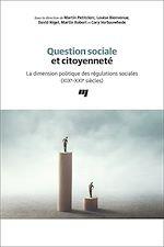 Download this eBook Question sociale et citoyenneté