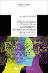 Télécharger le livre :  État de situation sur l'hybridité de la formation à distance en contexte postsecondaire, tome 3