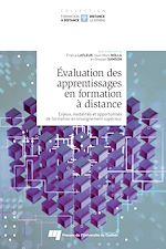 Download this eBook Évaluation des apprentissages en formation à distance