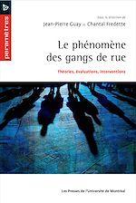 Téléchargez le livre :  Le phénomène des gangs de rue