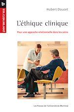 Téléchargez le livre :  L'éthique clinique