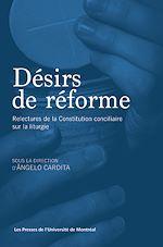 Téléchargez le livre :  Désirs de réforme