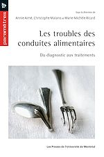 Download this eBook Les troubles des conduites alimentaires