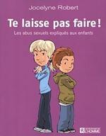Download this eBook Te laisse pas faire