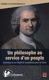 Télécharger le livre :  Un philosophe au service d'un peuple - Rousseau et son projet de constitution pour la Corse
