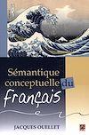 Télécharger le livre :  Sémantique conceptuelle du français